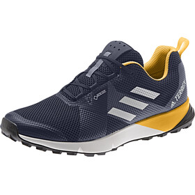 adidas TERREX Two GTX Low-cut Kengät Miehet, legend ink/grey one/active gold